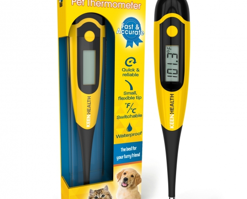Digital Pet Thermometer