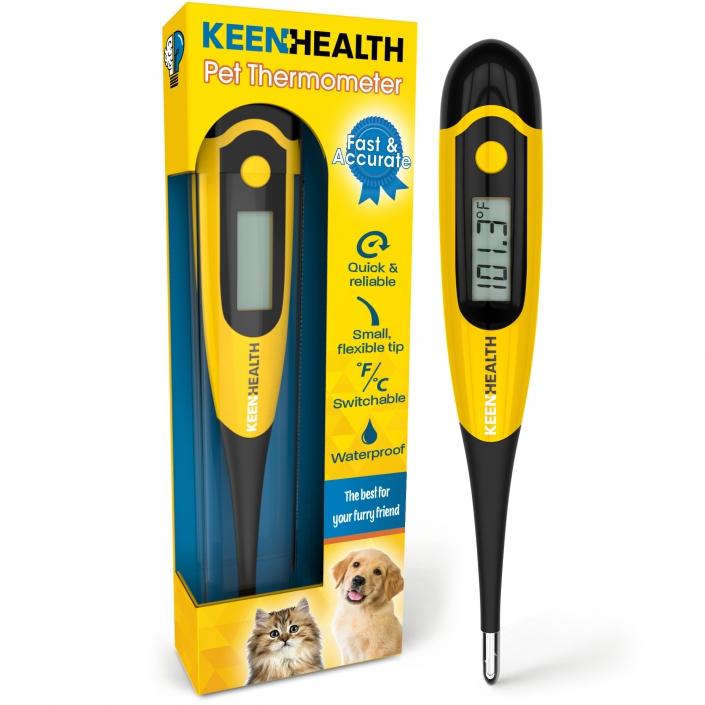 Digital Pet Thermometer