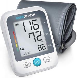 Keenhealth blood pressure monitor